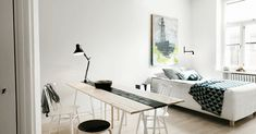 A light and airy Finnish space  Looking through the pictures of this Finnish apartment is like taking a deep breath in, counting to three and a long exhale! The whites, light greys... Uncategorized Check more at http://rusticnordic.com/a-light-and-airy-finnish-space/