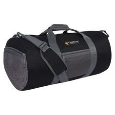 Outdoor Products Medium Utility Duffel - Black : Target