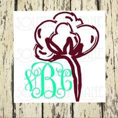 Cute Goat Monogram Decal Sticker Im That Goat Lady Car Window - Monogram decal for car window