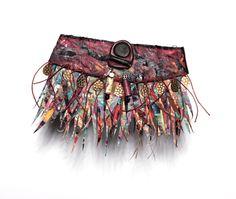 textile art / sculpture deborah kruger