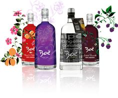 Boë Superior Gin - Cocktail recipes and savouring the perfect pour.