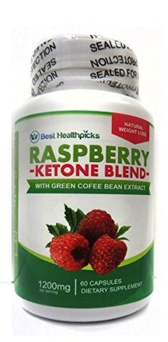 Raspberry Ketone Blend, Best Natural Weight Loss Supplement, Appetite Control Suppressant Diet Pills for Men and Women Great Weight Loss Formula 60 1200 Mg Double Strength Fat Burner Capsules, Green Tea & Caffeine, Very Easy to Take - Best Seller, Enhances Energy, Boosts Metabolism, Creates Fat Breakdown, Burns Fat - http://www.gsnaab.com/2015/01/21/raspberry-ketone-blend-best-natural-weight-loss-supplement-appetite-control-suppressant-diet-pills-for-men-and-women-great-w