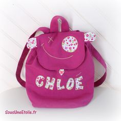 diy couture sac a dos fille maternelle