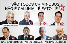 Fosse o PT na oposição, Lula estaria cheio de razão e os petistas estariam histéricos. | Pensa Brasil
