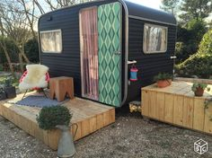 "Location caravane de jardin ""Guest House"" Campings Gard - leboncoin.fr"