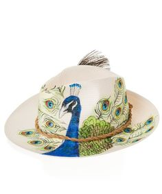 Felt Hat For Women - - Besmele Hat Sanat - Big Hat Vintage - Knitted Hat For Ponytails - Painted Hats, Hand Painted, Gentleman Hat, French Hat, Hat Decoration, Feather Hat, Hat For Man, Diy Hat, News Boy Hat