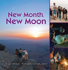 It's Rosh Chodesh, the beginning of a new month in the Jewish calendar! In celebration of this monthly event, a family goes out to the Negev Desert to camp out and observe the moon. A photo essay about the changing phases of the moon and their relationship to the Jewish calendar, this beautifully photographed book explains the basics of the Jewish calendar, which is based on the moon rather than the sun. Instructions for building a papier mache moon are included.
