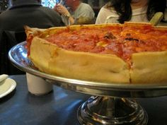 Chicago Style Pizza Shack Pizza Shack, Chicago Style Pizza, Hamilton, Dinner, Ethnic Recipes, Food, Dining, Food Dinners, Meals