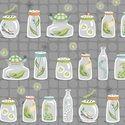 Bug Jars in Gray