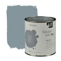 KARWEI Kleuren van Nu lak zijdeglans duifgrijs 750 ml