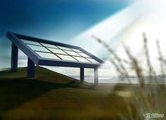 Aprende a hacer un panel solar vía es.wikihow.com