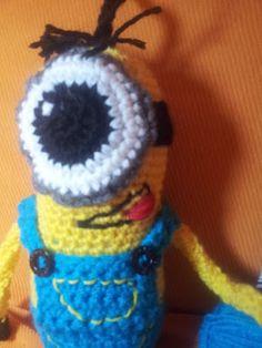 lamanu lana: ....e adesso Minions...Pupazzi pupazzi cappelli......