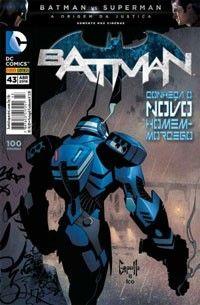 LIGA HQ - COMIC SHOP BATMAN (52) #43 PARA OS NOSSOS HERÓIS NÃO HÁ DISTÂNCIA!!!
