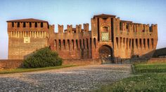 Castello di Soncino - Lombardia Soncino CR #TuscanyAgriturismoGiratola