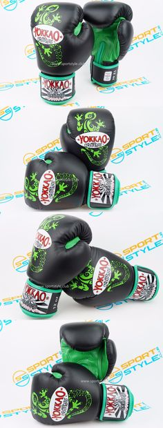 46b3c49b25 Gloves - Martial Arts 97042: Yokkao Gecko Muay Thai Boxing Gloves 12Oz Mma  Kickboxing Taekwondo Gloves -> BUY IT NOW ONLY: $92 on eBay!