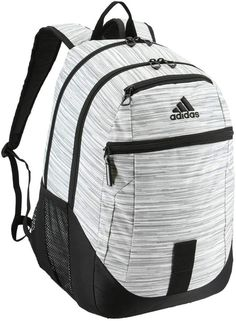 d346d1fa579e adidas Foundation IV Backpack Adidas Backpack