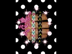 How to Make a Rainbow Loom Tight Curl