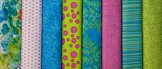 Fabric8 finalist: Butterfly Garden by mahoneybee