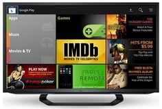 Google TV gets Google Play music, movies and TVs