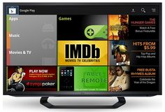 Google TV gets Google Play music, movies and TVs