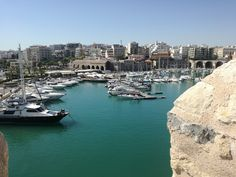 Heraklion, Koule Fortress! Amazing view, everyday is a holiday!! #YouShouldBeHere