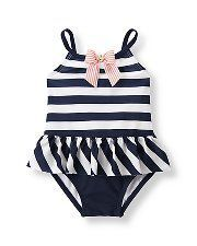 Layette Girls Swimwear, Baby Girl Bathing Suits, Newborn Girl Swimsuits at Janie and Jack