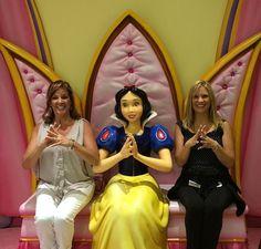 Jill Vertes, Snow White & Melissa Ziegler-Gisoni