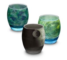 Star Wars Planetary Glassware Set-Just ordered for the husband!! Already got him the Planetary set and he loves it!! I just HAD to get him this one as well!!