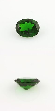 Diopside 110794: Loose 1.86Ct Diopside Gemstone - Oval Green Genuine 9.08Mm X 7.14Mm -> BUY IT NOW ONLY: $38.99 on eBay!