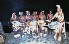 Zulu Cultural Performance, KwaZulu Natal, SouthAfrica