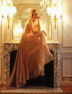 Figaro Madame France February 2011 | Diane Kruger | Dominique Isserman & Olivier Hersart