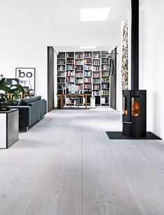 Home Tour Morten Bo Jensen. Living with less but with the best in quality. A life and work Philosophie of Vipp Chief Designer Morten Bo Jensen. House Design, Loft House, House, Interior, Interior Inspiration, Home, House Interior, Interior Design, Minimalist Living