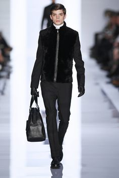 Hugo by Hugo Boss, I'm loving all these gloved looks.