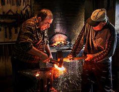 Atelier de #fierărie, Sorin #Onișor