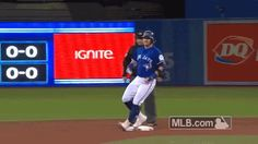 mlb baseball excited toronto blue jays alds lets go blue jays josh donaldson pumped up lets goo trending #GIF on #Giphy via #IFTTT http://gph.is/2cXKbV3