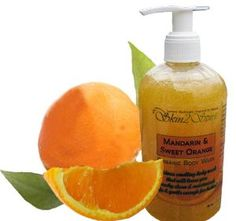 Skin2Spirit Certified Organic Body Wash - Mandarin & Sweet Orange by Skin2Spirit. Save 33 Off!. $9.99. No Synthetic Ingredients, No Toxic Chemicals, No Parabens, No Petrochemicals, No Phthalates, No SLS. CERTIFIED ORGANIC by the Soil Association (UK), containing 81.98% Organic ingredients!. Vegan, earth friendly and not tested on animals!. Excellent for sensitive and dry skin!. Scented with 100% All Natural Essential Oils (Mandarin & Sweet Orange)!. Our MANDARIN & SWEET ORAN...