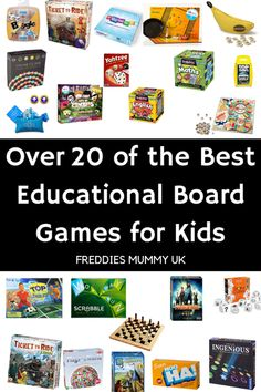 Over 20 of the BEST Educational Board Games for Kids in 2019 Photography Subjects photographic subjects inspiration Learning Games, Math Games, Fun Games, Kids Learning, Maths, Educational Board Games, Educational Activities, Preschool Activities, Preschool Board Games