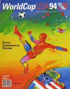 The Max Collector: The FIFA Soccer World Cup Poster