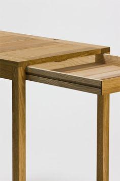 Oak Desk (Hidden Drawer), 2009