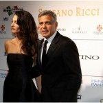 George Clooney a Firenze: Il matrimonio con Amal sarà in Italia tra poche settimane