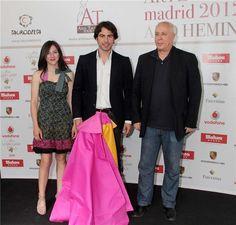 Ruth Nuñez y Alejandro Tous en Las Ventas