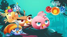 Juego Angry Birds Stella POP! - Para Android