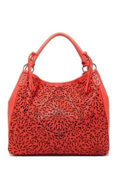 Isabella Fiore Laser Floral Carryall by To Have & To Hold on @HauteLook