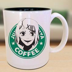Portagas D/' Ace Starbucks  Anime Manga Japanese Insipred Cartoon One piece Mug