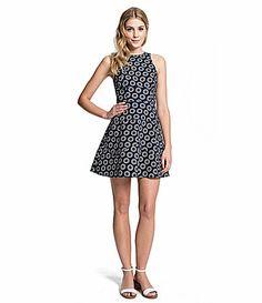 CeCe by Cynthia Steffe Mirabel FitandFlare Dress #Dillards
