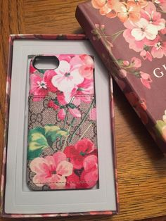 8d35d3cc8f9 Floral iPhone Case with Sleeve – Deals Market Floral Iphone Case