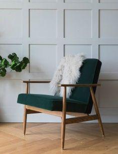 H. Lis Fox Easy Chair Velvet