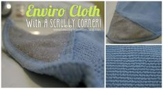 Norwex Scrubby Corner Cloth Review