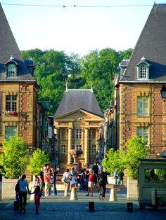 Place Ducale  Charleville-Mezieres, Ardennes