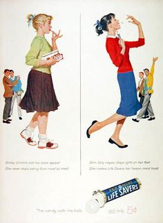 Lifesavers 1957